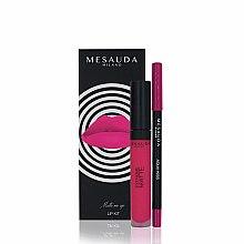 Parfüm, Parfüméria, kozmetikum Szett - Mesauda Milano Lip Kit (lipstick/7ml + lip pen/1.14g) (Donut)