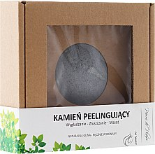 Parfüm, Parfüméria, kozmetikum Arcpeeling,természetes,szürke - Pierre de Plaisir Natural Scrubbing Stone Face