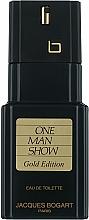 Bogart One Man Show Gold Edition - Eau De Toilette — fotó N1