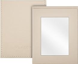 Parfüm, Parfüméria, kozmetikum Kozmetikai tükör, bézs - MakeUp Pocket Mirror Beige
