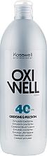 Parfüm, Parfüméria, kozmetikum Oxidáló emulzió 12% - Kosswell Professional Oxidizing Emulsion Oxiwell 12% 40 vol