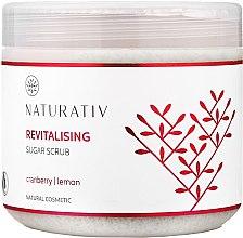 Parfüm, Parfüméria, kozmetikum Revitalizáló radír - Naturativ Revitalising Body Sugar Scrub