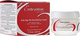 Parfüm, Parfüméria, kozmetikum Öregedégátló krém feszes bőrrért - Embryolisse Anti-age Redensifiante Cream