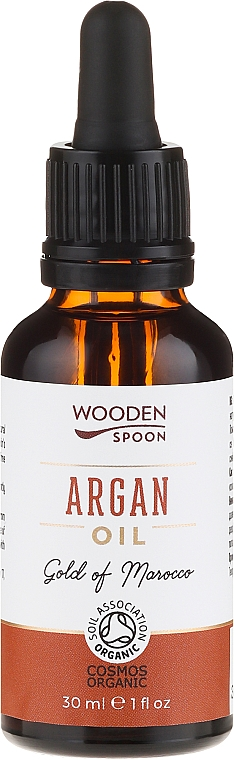 Argán olaj - Wooden Spoon 100% Pure Argan Oil