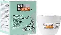 """Parfüm, Parfüméria, kozmetikum Mattító arckrém """"Izlandi zuzmó"""" - Natura Estonica Iceland Moss Matt Face Cream"""