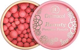 Parfüm, Parfüméria, kozmetikum Arcszínező gyöngyök, csillogó hatással - Dermacol Beauty Powder Pearls Illiminating