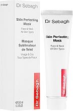 Parfüm, Parfüméria, kozmetikum Arctisztító maszk - Dr Sebagh Skin Perfecting Mask