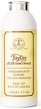 Parfüm, Parfüméria, kozmetikum Taylor of Old Bond Street Sandalwood Luxury Talcum Powder - Hintőpor