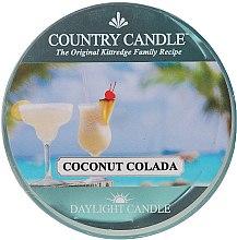 Parfüm, Parfüméria, kozmetikum Teamécses - Country Candle Coconut Colada