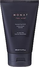 Parfüm, Parfüméria, kozmetikum Mikrohámlasztó arcradír - Monat For Men Essential Face Scrub