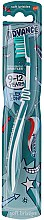 Parfüm, Parfüméria, kozmetikum Gyermek fogkefe, 9-12, fehér és türkiz - Aquafresh Advance Soft Bristles