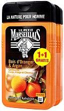 Parfüm, Parfüméria, kozmetikum Szett - Le Petit Marseillais Orange Tree and Argan Shampoo Shower Gel (shm/gel/2x250ml)