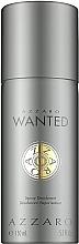 Parfüm, Parfüméria, kozmetikum Azzaro Wanted - Deo spray