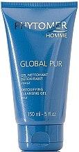 Parfüm, Parfüméria, kozmetikum Tisztító gél - Phytomer Homme Global Pur Detoxifying Cleansing Gel