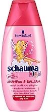 Parfüm, Parfüméria, kozmetikum Gyerek Sampon és Balzsam - Schwarzkopf Schauma Kids Shampoo