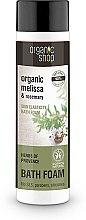 """Parfüm, Parfüméria, kozmetikum Fürdőhab """"Feszes bőr. Provence-i gyógynövények"""" - Organic Shop Organic Melissa and Rosemary Antistress Bath Foam"""