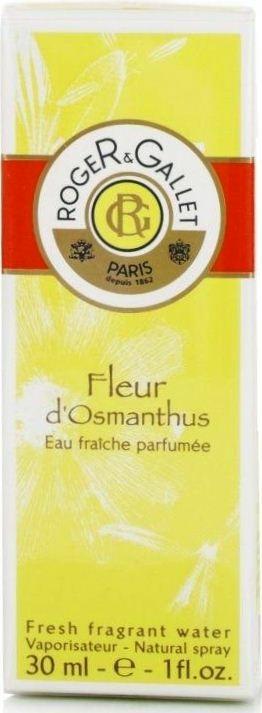 Roger & Gallet Fleur D'Osmanthus - Eau De Parfum  — fotó N5
