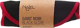 Parfüm, Parfüméria, kozmetikum Bőrhámlasztó szivacs - Najel Black Kassa