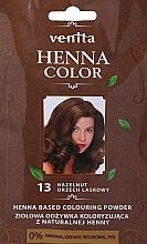 Természetes henna alapú hajszínező por - Venita Henna Color — fotó N3