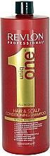 Parfüm, Parfüméria, kozmetikum Hajápoló sampon és kondicionáló - Revlon Revlon Professional Uniq One All In One Conditioning Shampoo