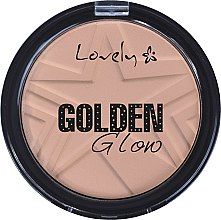 Parfüm, Parfüméria, kozmetikum Arcpúder - Lovely Golden Glow Powder