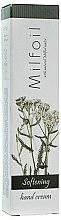 Parfüm, Parfüméria, kozmetikum Kézkrém cickafarkfű természetes vízzel - Bulgarian Rose Milfoil Hand Cream