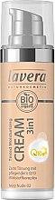 Parfüm, Parfüméria, kozmetikum Hidratáló alapozó - Lavera Tinted Moisturizing Cream 3-in-1 Q10