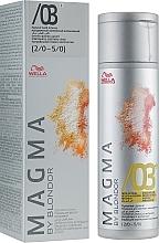 Parfüm, Parfüméria, kozmetikum Melírozó púder - Wella Professionals Magma by Blondor