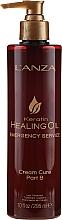 Parfüm, Parfüméria, kozmetikum Gyógyító krém (B lépés) - L'anza Keratin Healing Oil Emergency Service Cream Cure Part B