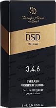 Parfüm, Parfüméria, kozmetikum Szempilla növekedést serkentő szérum №3.4.6 - Divination Simone De Luxe DSD Eyelash Wonder Serum