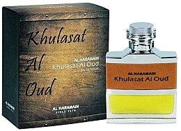 Parfüm, Parfüméria, kozmetikum Al Haramain Khulasat Al Oud - Eau De Parfum