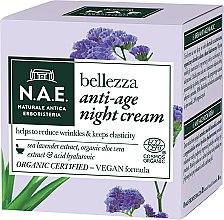 Parfüm, Parfüméria, kozmetikum Éjszakai arckrém - N.A.E. Bellezza Anti-Age Night Cream