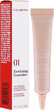 Parfüm, Parfüméria, kozmetikum Korrektor - Clarins Everlasting Long-Wearing And Hydration Concealer