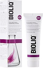 Parfüm, Parfüméria, kozmetikum Bőrsimító és feszesítő nappali krém - Bioliq 45+ Firming And Smoothing Day Cream