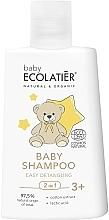 """Parfüm, Parfüméria, kozmetikum Baba sampon 2 az 1 """"Könnyű kifésülés"""" - Ecolatier Baby Shampoo 2 in 1 Easy Detangling"""