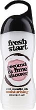 Parfüm, Parfüméria, kozmetikum Tusfürdő - Xpel Marketing Ltd Fresh Start Coconut & Lime Shower Gel