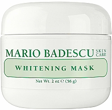 Parfüm, Parfüméria, kozmetikum Világosító arcmaszk - Mario Badescu Whitening Face Mask