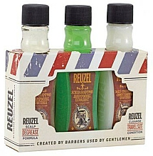 Parfüm, Parfüméria, kozmetikum Szett - Reuzel Degrease Trio Kit (shm/100ml + shm/100ml + cond/100ml)