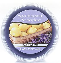 Parfüm, Parfüméria, kozmetikum Aroma viasz - Yankee Candle Lemon Lavender Melt Cup
