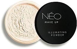 Parfüm, Parfüméria, kozmetikum Fénylő púder - NEO Make Up Illuminating Powder