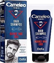 Parfüm, Parfüméria, kozmetikum Hajhullás elleni sampon - Delia Cameleo Men Against Hair Loss Shampoo