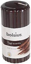 """Parfüm, Parfüméria, kozmetikum Illatgyertya """"Agár fa"""", 120/58 mm - Bolsius True Scents Candle"""