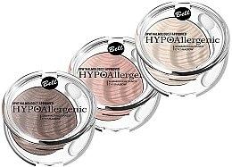 Parfüm, Parfüméria, kozmetikum Hipoallergén krémes szemhéjfesték - Bell Hypoallergenic Shimmering Sand Bell Eyeshadow