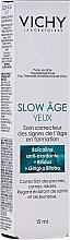 Parfüm, Parfüméria, kozmetikum Szemkörnyékápoló krém - Vichy Slow Age Eye Cream