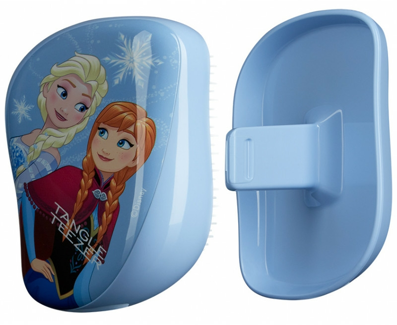Kompakt hajkefe - Tangle Teezer Compact Styler Disney Frozen Brush