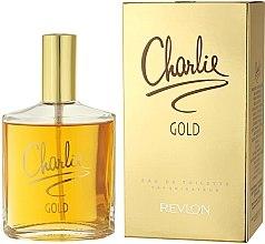 Parfüm, Parfüméria, kozmetikum Revlon Charlie Gold - Eau De Toilette