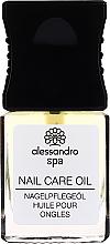 Parfüm, Parfüméria, kozmetikum Körömolaj - Alessandro International Spa Nail Care Oil