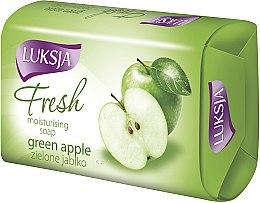 "Parfüm, Parfüméria, kozmetikum Szappan ""Zöld alma"" - Luksja Fresh Green Apple Moisturizing Soap"