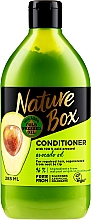 Parfüm, Parfüméria, kozmetikum Hajkondícionáló avokádó olajjal - Nature Box Avocado Oil Conditioner
