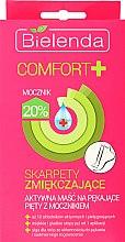 Parfüm, Parfüméria, kozmetikum Aktív lábápoló maszk - Bielenda Comfort+ Active Foot Mask with Socks